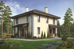 Проект дома - основный этап возведения загородного дома