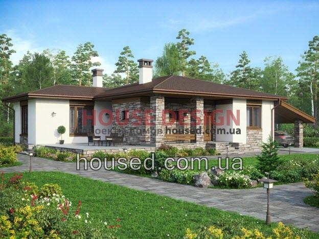 Проект дома в стиле (56 фото): строительство и