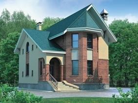Проект дома № 15517