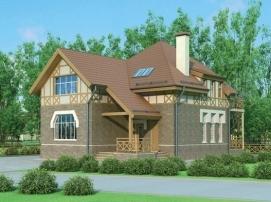 Проект дома № 18915
